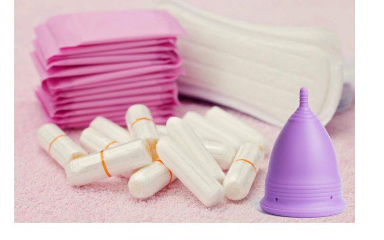 comparativa tampon y copa menstrual
