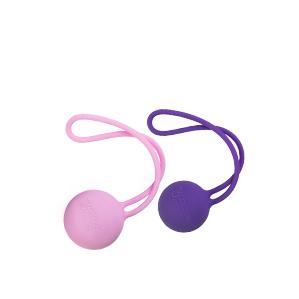 pelvimax mini, esferas de silicona, silicona hipoalergénica, silicona médica, esferas ejercicios kegel, bolas chinas, esferas silicona menopausia